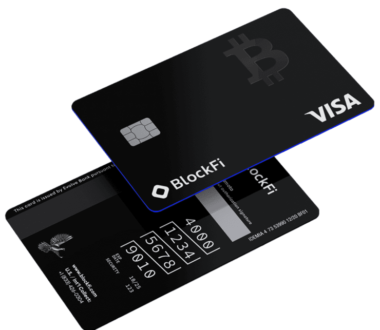 Visa backs the first-ever credit card to offer bitcoin rewards